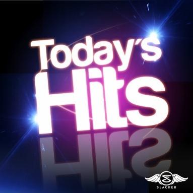 'Today's Hits' Station  on Slacker Radio